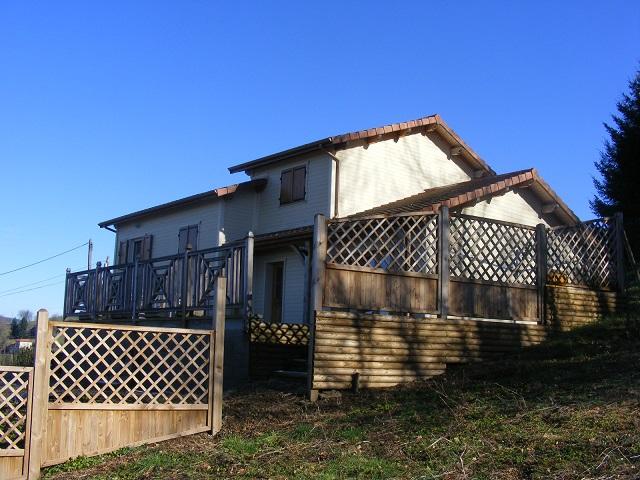 maison ossature bois 224 marnand dans le rh 244 ne 69